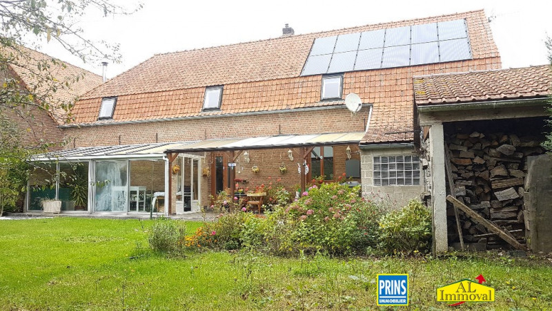 Vente maison / villa Therouanne 220 000€ - Photo 2