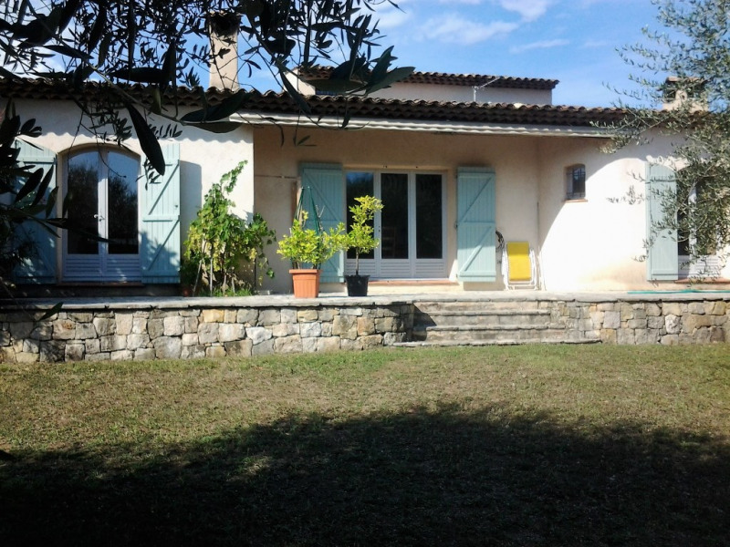 Deluxe sale house / villa Chateauneuf grasse 694000€ - Picture 1