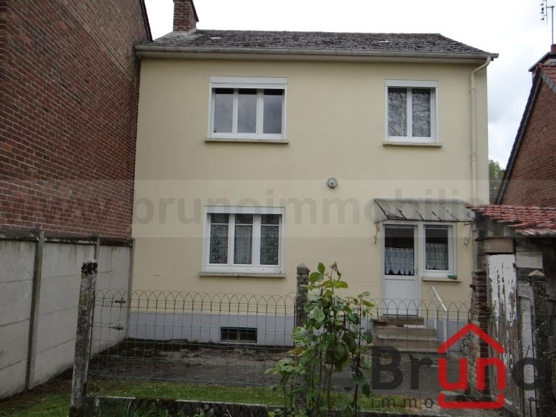 Sale house / villa Crecy en ponthieu 129 600€ - Picture 1