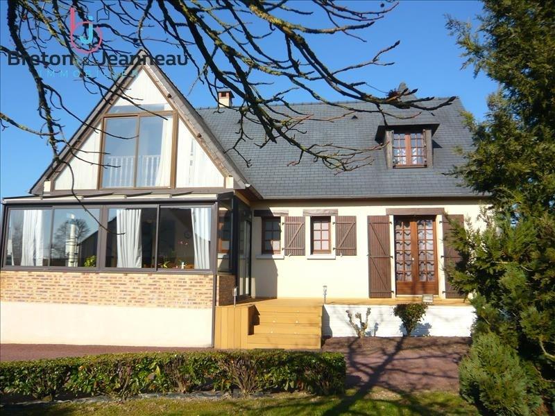 Vente maison / villa Arquenay 176800€ - Photo 2