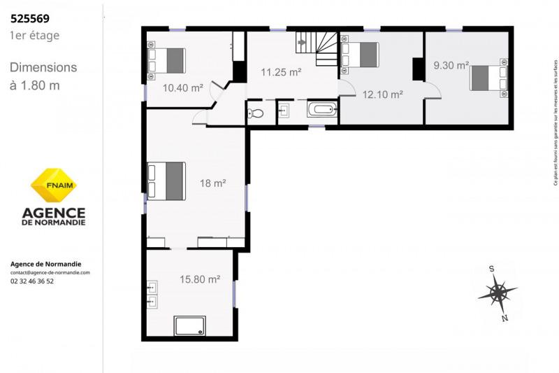 Deluxe sale house / villa Bernay 350000€ - Picture 10