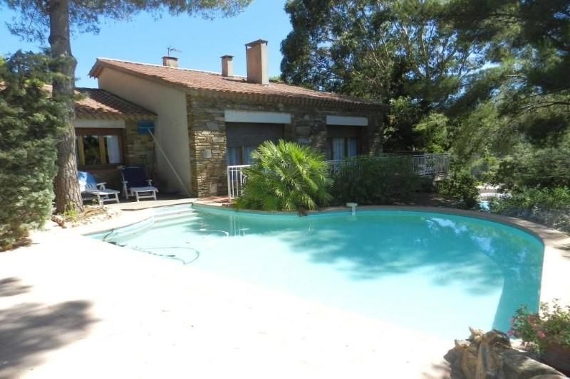 Sale house / villa Bormes les mimosas 730000€ - Picture 1