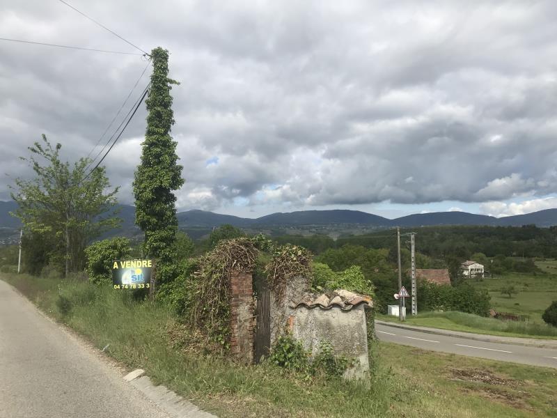 Venta  terreno Clonas sur vareze 70000€ - Fotografía 2