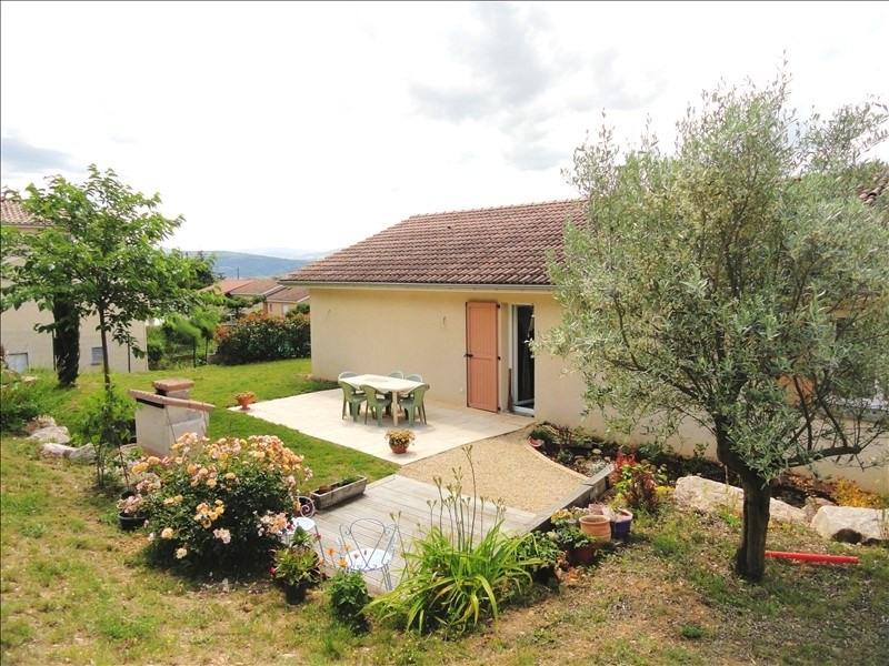 Vendita casa Les roches de condrieu 269000€ - Fotografia 1