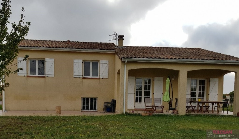 Vente maison / villa Ayguesvives 342 000€ - Photo 2