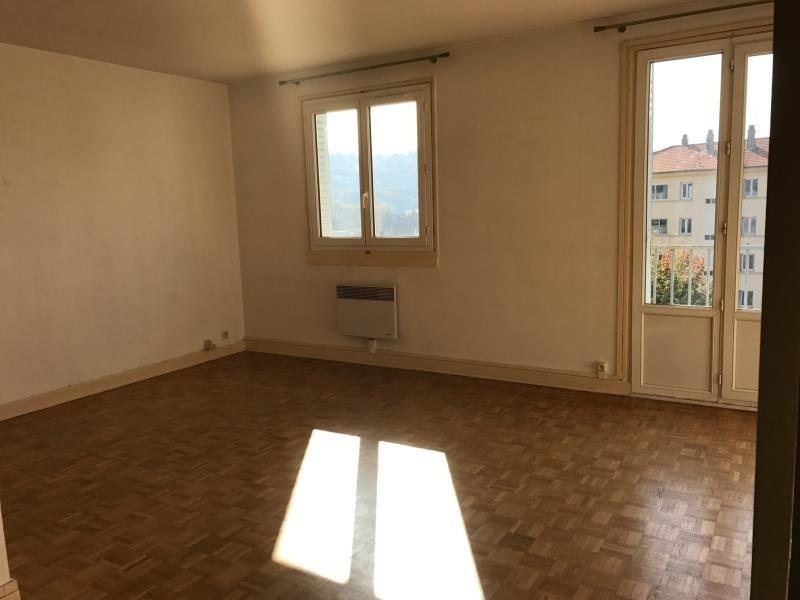Sale apartment St romain en gal 99000€ - Picture 1