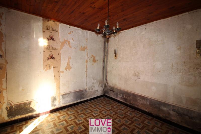 Vente maison / villa Dolomieu 172000€ - Photo 6