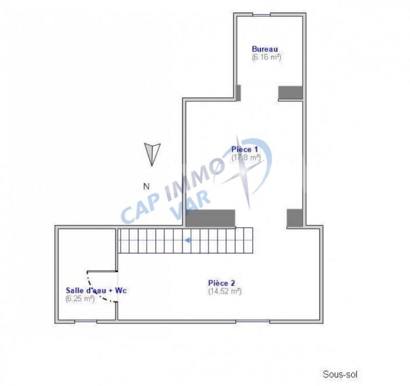 Sale house / villa Le castellet 420000€ - Picture 13