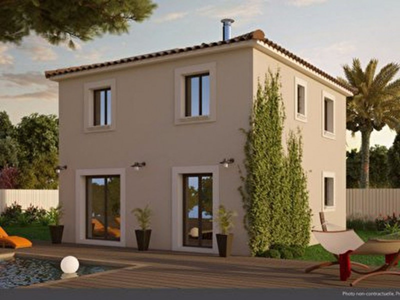 Vente maison / villa Bouillargues 310 000€ - Photo 1