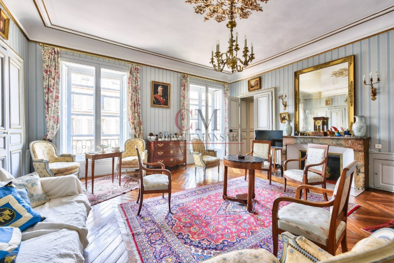 Deluxe sale apartment Versailles 1 380 000€ - Picture 2