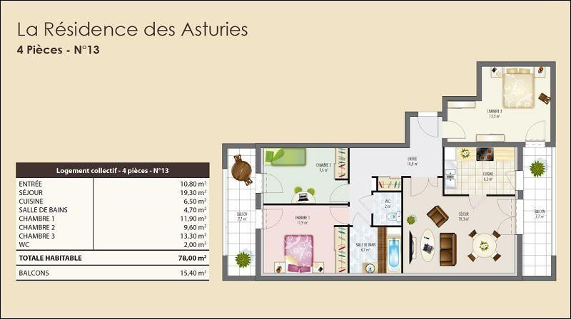 Sale apartment Juvisy sur orge 350 000€ - Picture 5