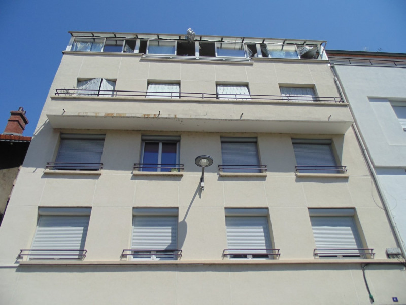 Sale apartment Grenoble 63000€ - Picture 1