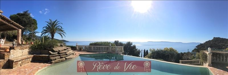Deluxe sale house / villa Rayol canadel sur mer 2 750 000€ - Picture 1