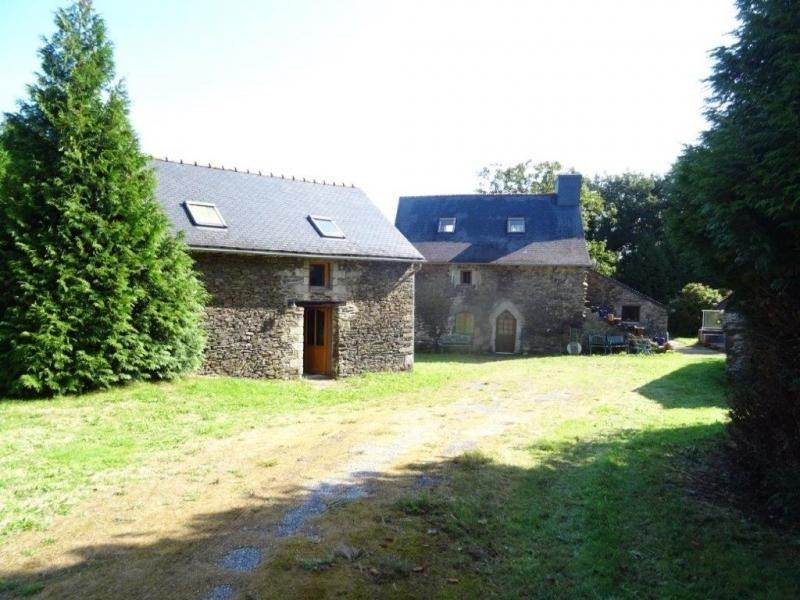 Maison en pierre et gîtes