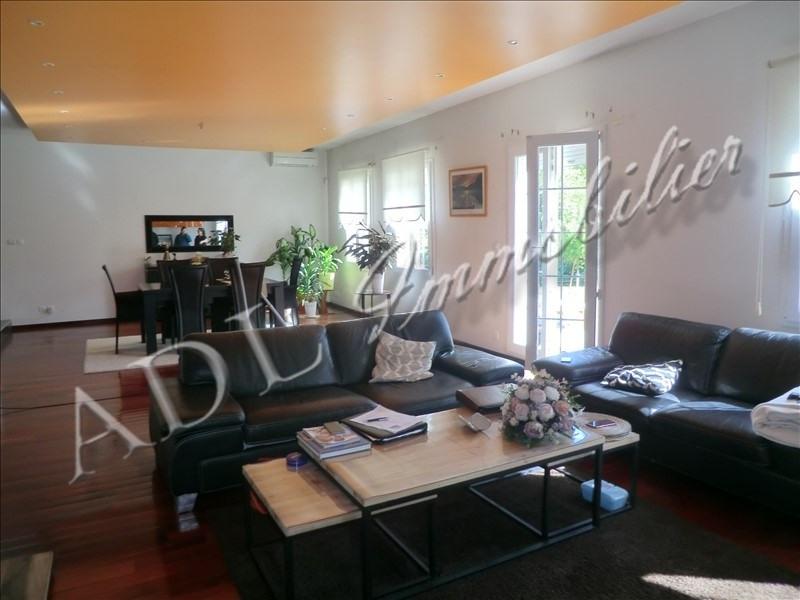 Deluxe sale house / villa La chapelle en serval 587000€ - Picture 2