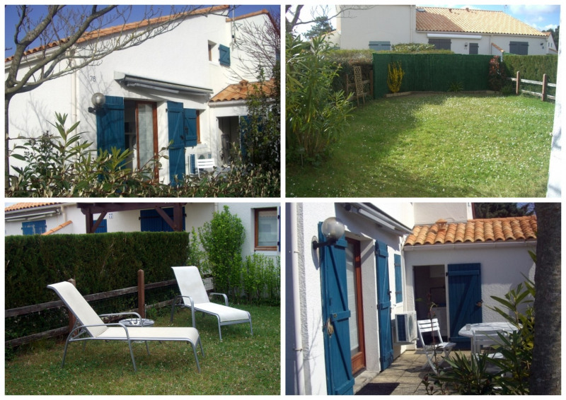 Location vacances maison / villa Saint-palais-sur-mer 440€ - Photo 11