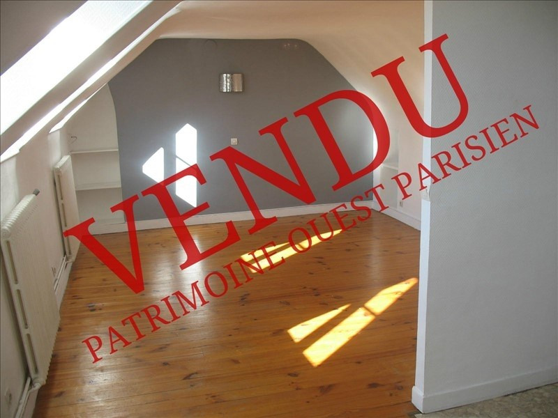 Sale apartment St germain en laye 165 000€ - Picture 1