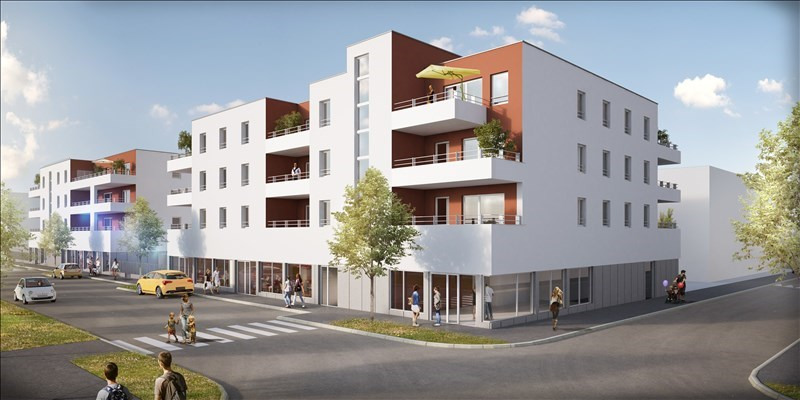 Sale apartment Strasbourg 174 028€ - Picture 1