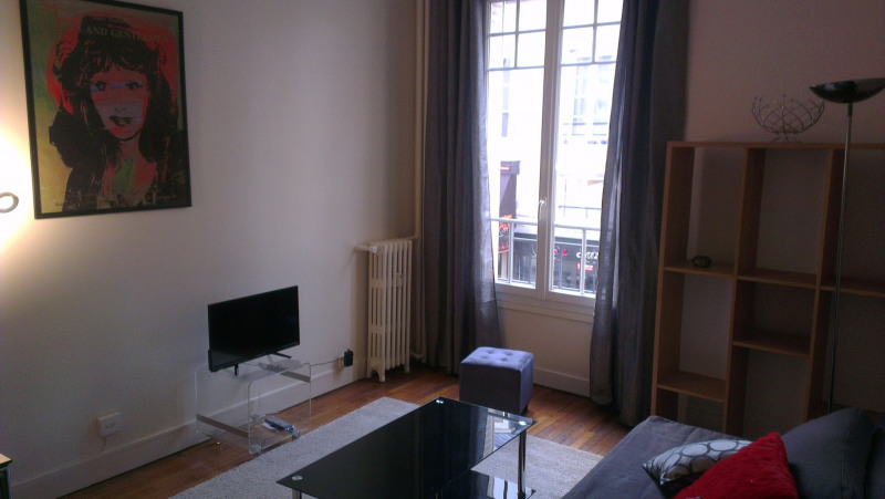 Rental apartment Paris 7ème 1 400€ CC - Picture 1