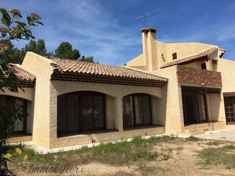 Vente de prestige maison / villa Lamanon 595000€ - Photo 1