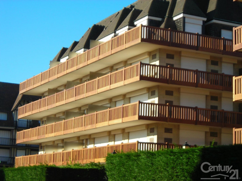 Verkoop  appartement Deauville 167000€ - Foto 1