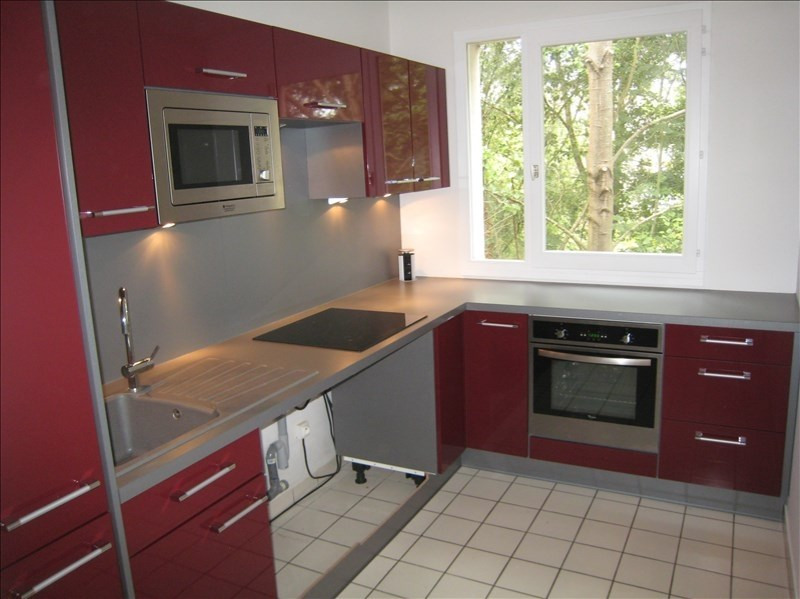 Rental apartment Osny 795€ CC - Picture 2