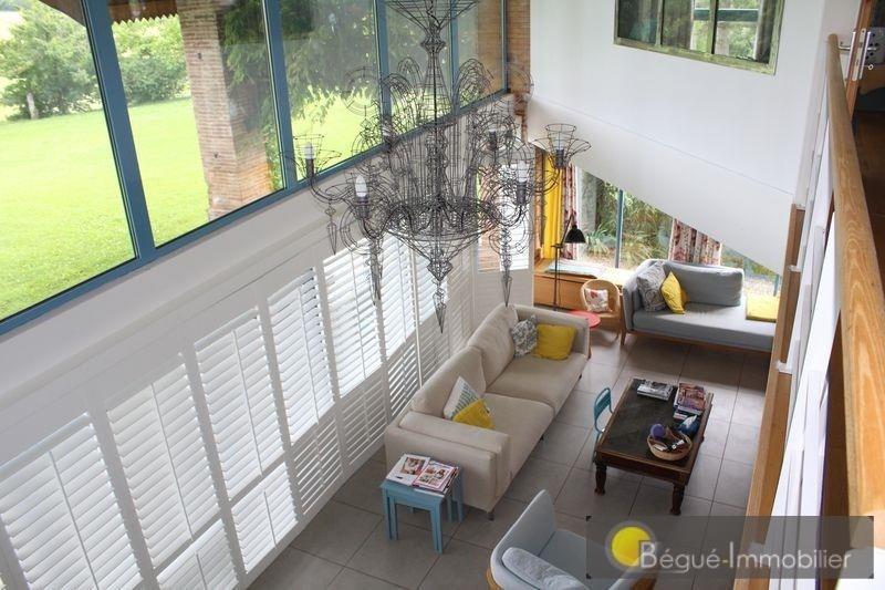 Deluxe sale house / villa 15 mns pibrac 730000€ - Picture 3