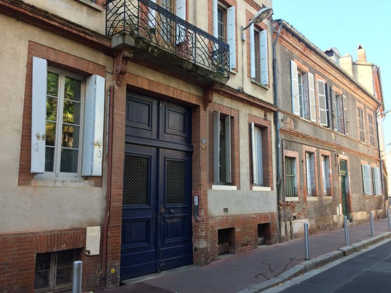 Rental apartment Toulouse 492€ CC - Picture 1