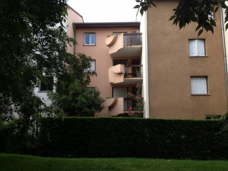 Rental apartment Toulouse 693€ CC - Picture 1
