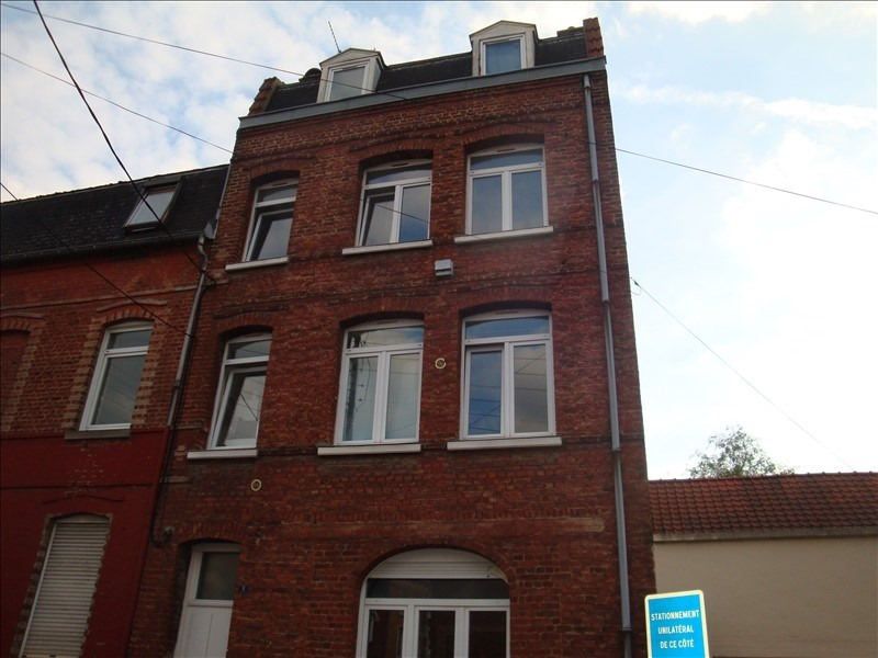 Sale apartment Achicourt 61 000€ - Picture 1