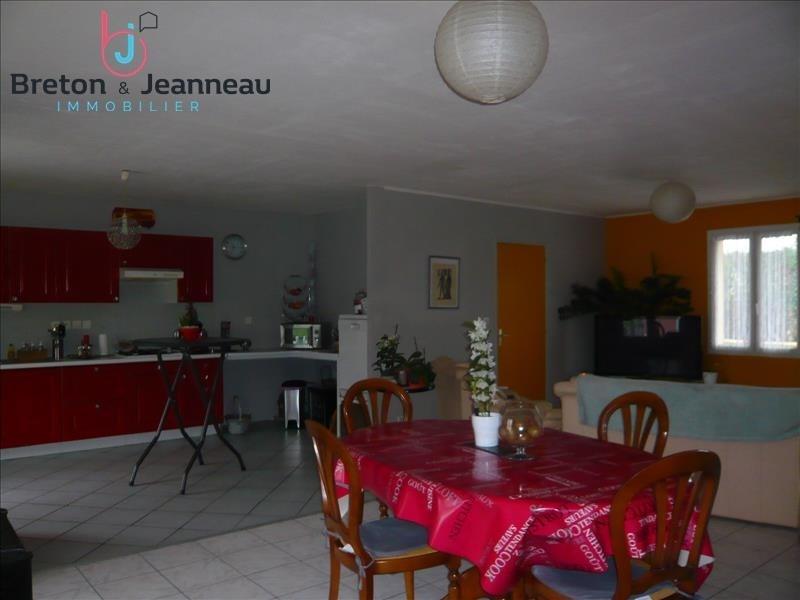 Vente maison / villa St ouen des toits 161200€ - Photo 5