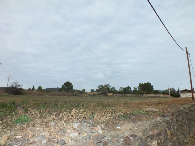 Venta  terreno Rosas-espolla 40000€ - Fotografía 3