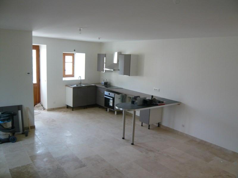 Rental house / villa Hieres sur amby 870€ CC - Picture 2