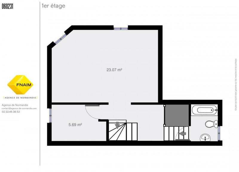 Vente maison / villa Broglie 49000€ - Photo 7