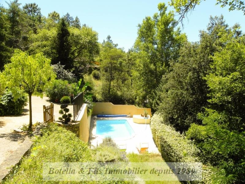 Venta  casa Goudargues 325000€ - Fotografía 13