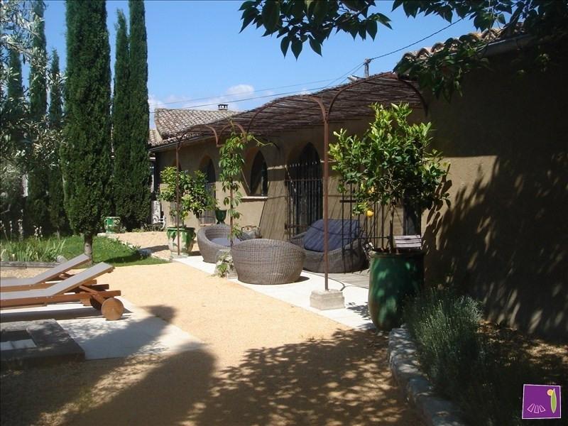 Vente de prestige maison / villa Uzes 515000€ - Photo 3