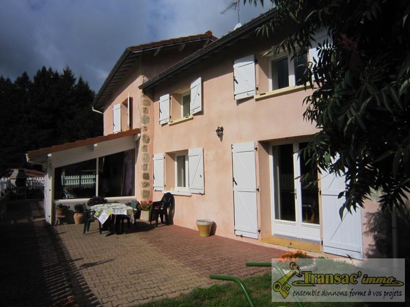 Vente maison / villa Celles sur durolle 258475€ - Photo 6
