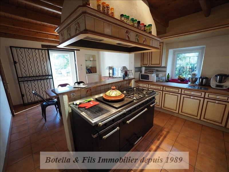 Vente maison / villa Bagnols sur ceze 395000€ - Photo 6