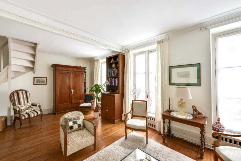 Vente de prestige appartement Paris 17ème 1 260 000€ - Photo 2
