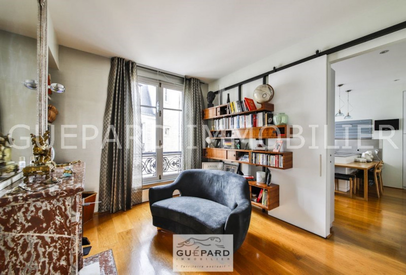 Venta de prestigio  apartamento Paris 17ème 3465000€ - Fotografía 4