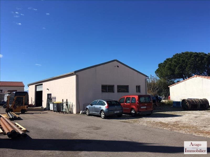 Location local commercial Rivesaltes 1300€ HT/HC - Photo 1