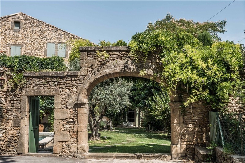 Verkoop van prestige  huis Uzes 690000€ - Foto 1
