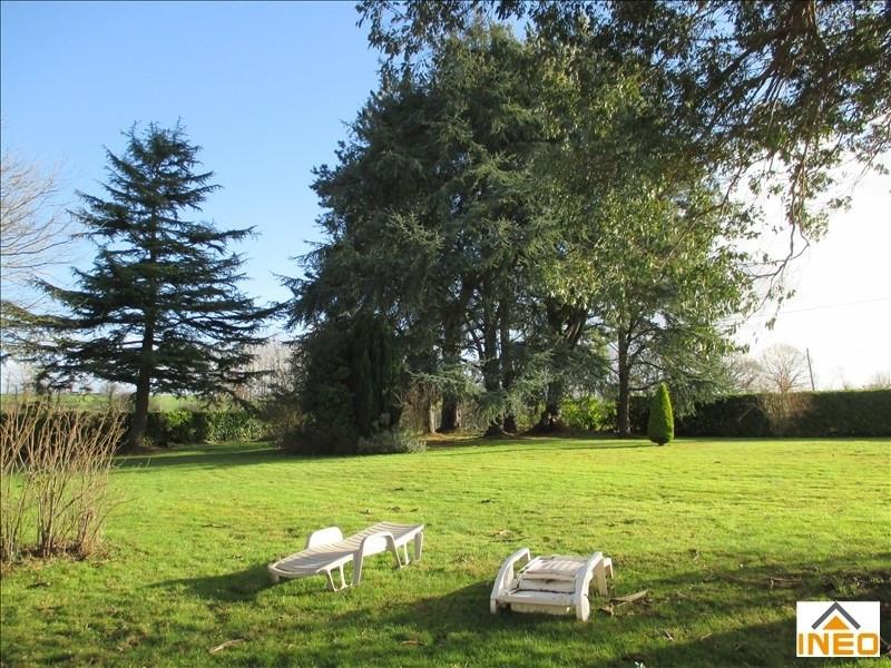 Vente de prestige maison / villa Bedee 313500€ - Photo 7