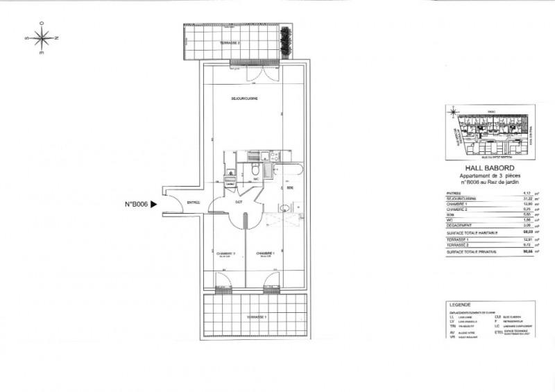Vente appartement Saint nazaire 190000€ - Photo 6