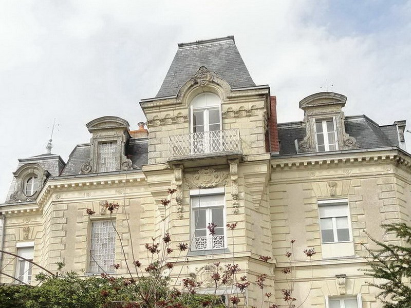 Deluxe sale private mansion Angers - saumur 435 000€ - Picture 2