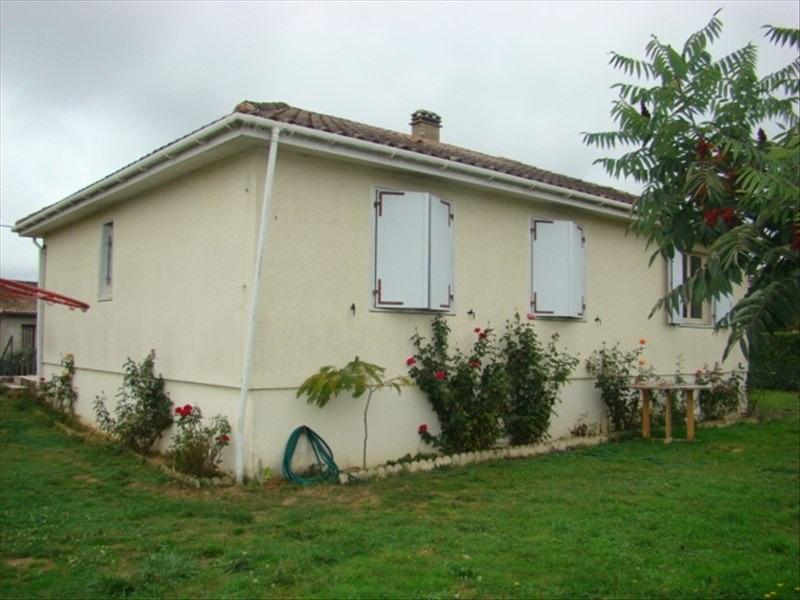 Vente maison / villa Mussidan 111500€ - Photo 2