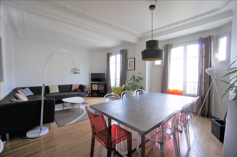 Revenda apartamento Bois colombes 422300€ - Fotografia 1