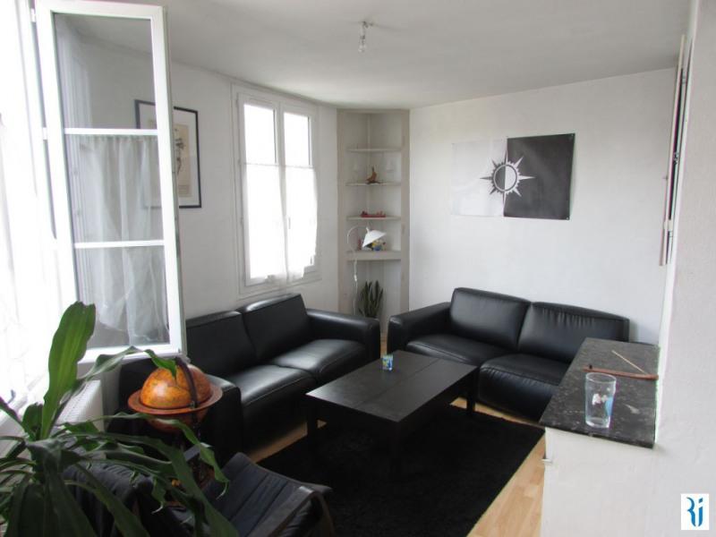 Vente appartement Rouen 139500€ - Photo 1