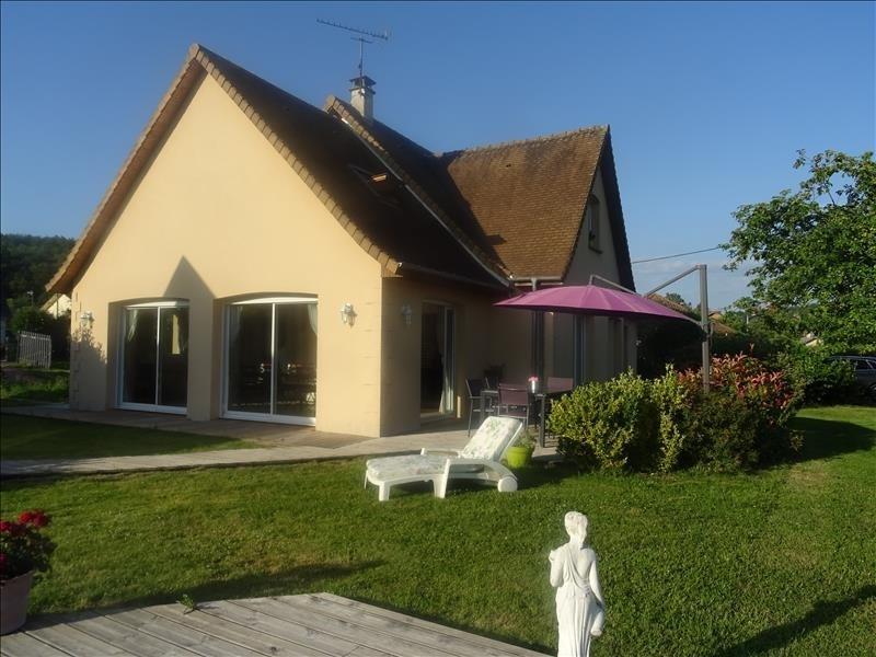 Sale house / villa Pont audemer 349500€ - Picture 8