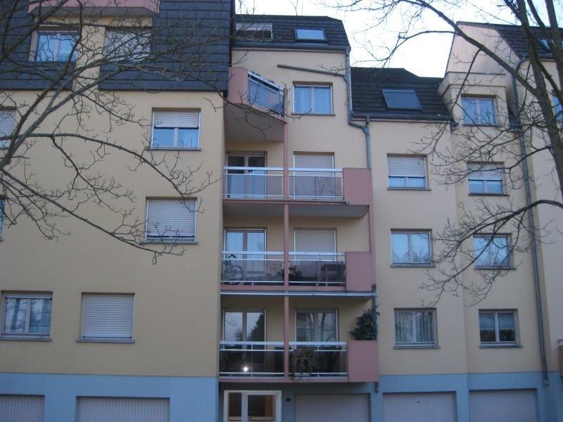 Location appartement Strasbourg 685€ CC - Photo 1